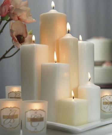 Decorar con velas III: Cuidado y conservación de las velas
