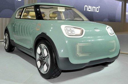 Kia Naimo, un pequeño eléctrico para Seúl