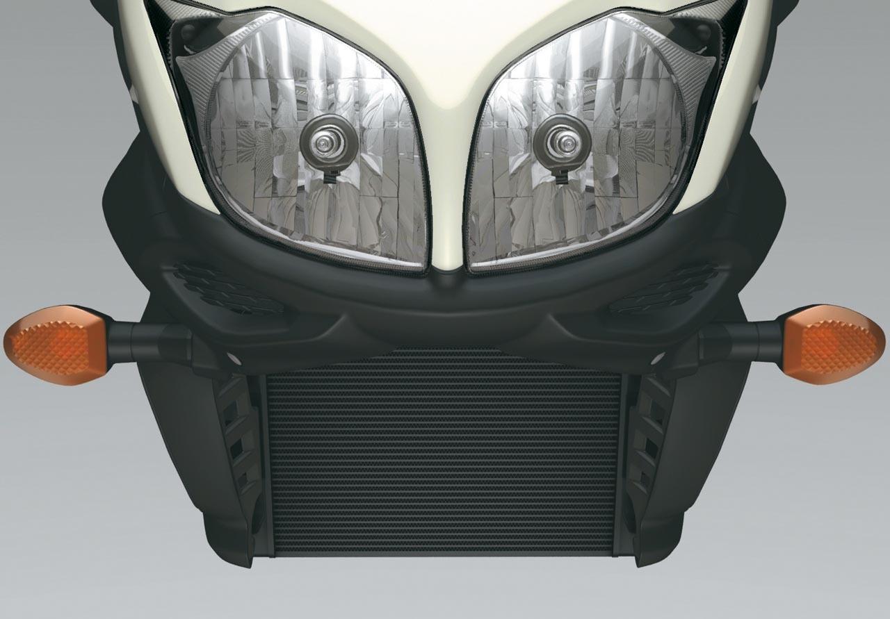 Foto de Suzuki V-Strom 650 2012, fotos de detalles y estudio (34/50)