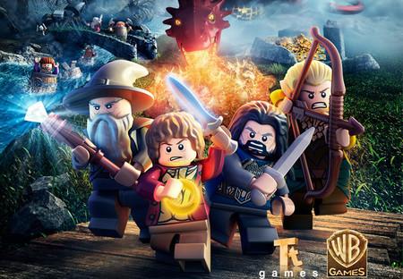 LEGO El Hobbit para PS4: primer contacto