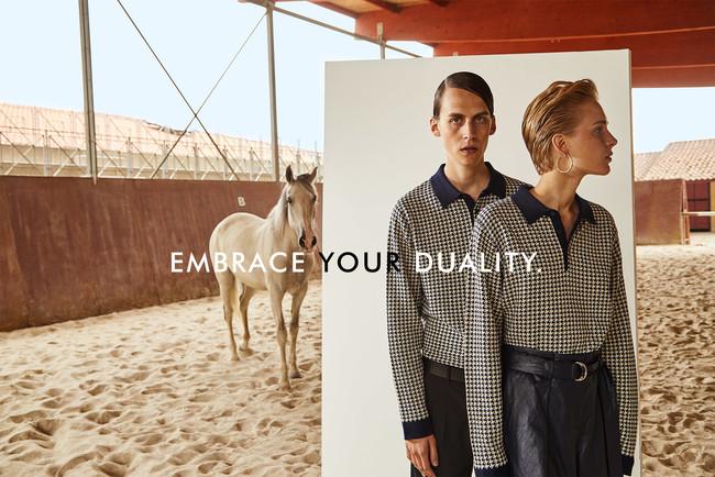 Más allá del género: Adolfo Domínguez explora la dualidad de la moda con piezas unisex