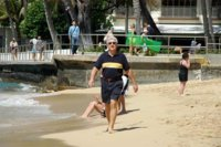 Algunos consejos para no perder la forma física en vacaciones