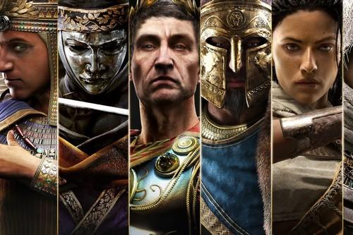 Assassin's Creed Origins vuelve a los orígenes con su entrega más lúcida hasta la fecha