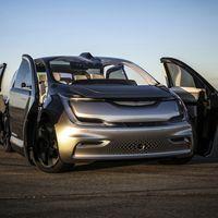 Chrysler no dejará a la Pacifica sola, el Portal Concept entrará a producción en 2020