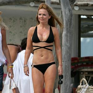 El bikini de Geri Halliwell