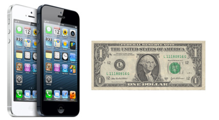iphone billete