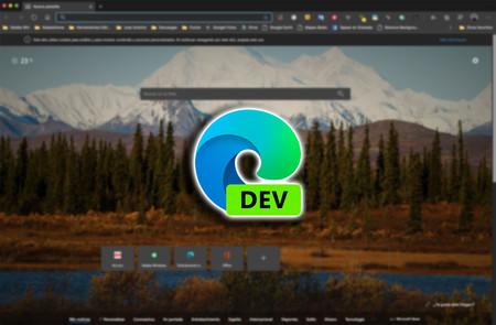Edge se actualiza en el Canal Dev: llega la lectura en voz alta de documentos PDF, modo oscuro forzado y traducción completa