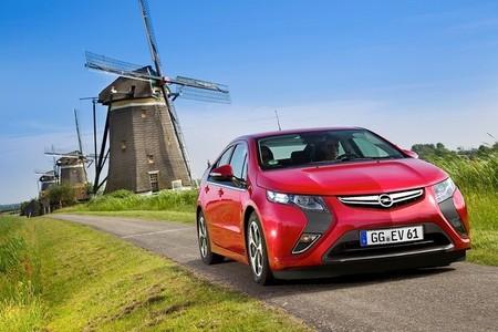 ¿Tendrá el Opel Ampera una segunda Generación?