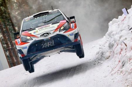 Wrc Rally Suecia