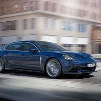 Porsche se tomó muy en serio la idea de un Panamera limosina y presentará la versión Executive en Los Ángeles