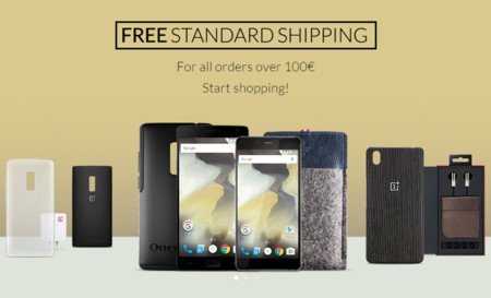 OnePlus Store añade envío gratuito para todos los pedidos superiores a 100 euros