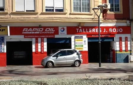 Taller Rapid Oil Change Total