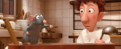 Divertidísimo trailer de 'Ratatouille'