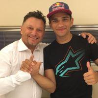 Jorge Martín ficha por Gresini con el objetivo de pelear por el título de Moto3 en 2017