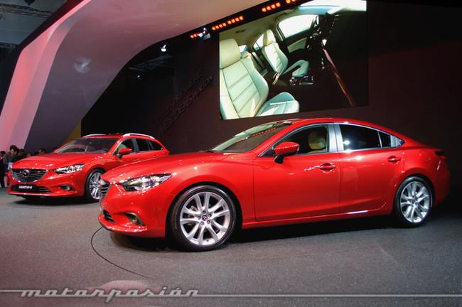 Mazda6 Sedán y Mazda6 Wagon