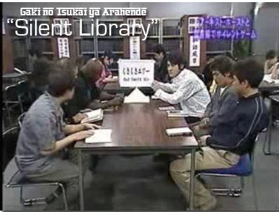 Antena 3 adaptará el show japonés Silent Library