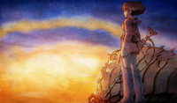 Cómic en cine: 'Nausicaä del valle del viento', de Hayao Miyazaki