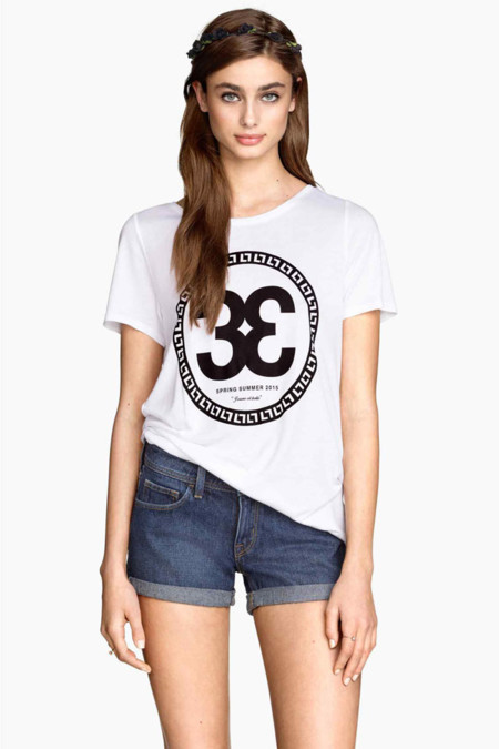 Hm Chanel Camiseta