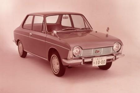 Subaru 1000 Primer Boxer 1966
