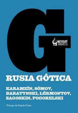 Portada Rusia gótica