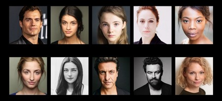 Witcher Cast