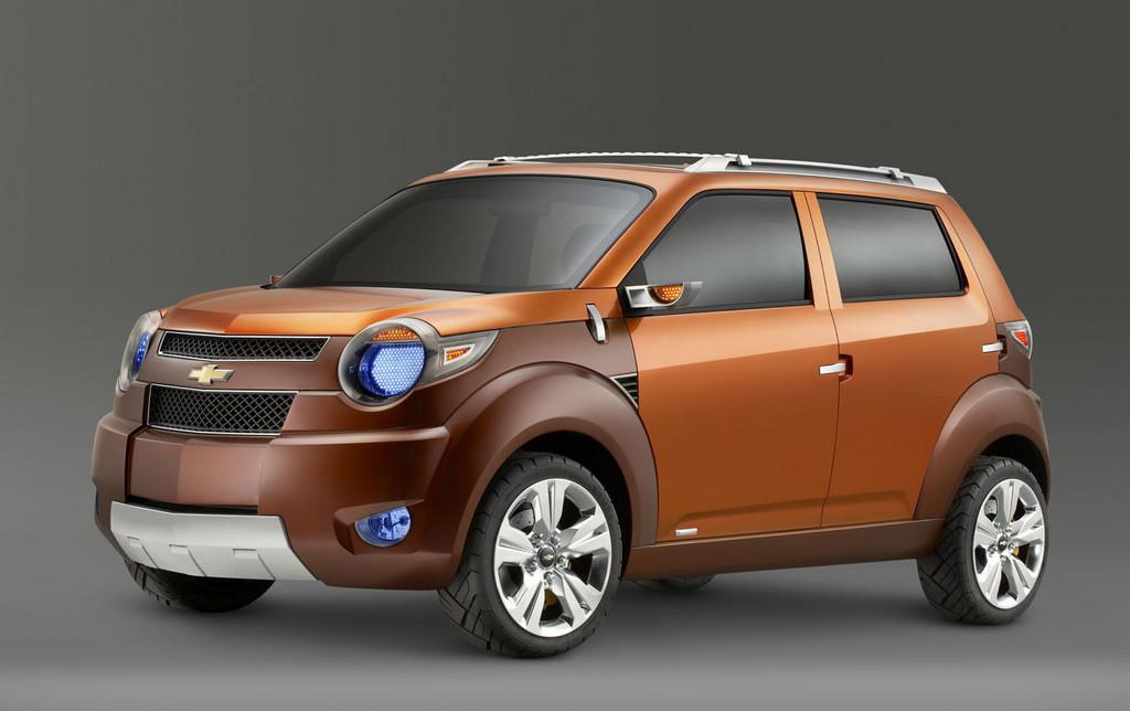 Chevrolet Trax Concept