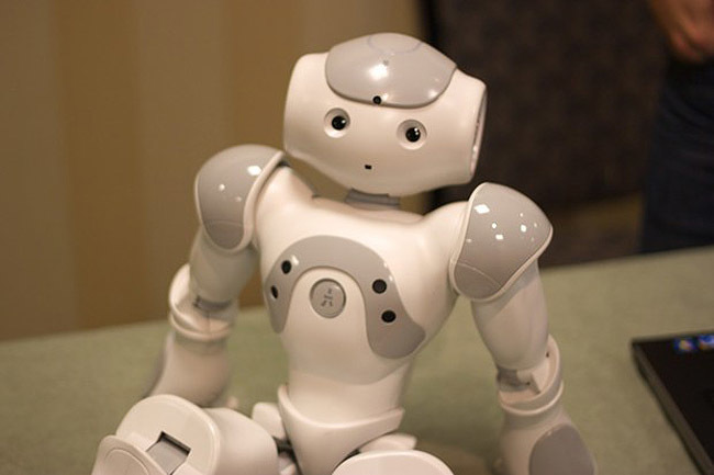 Control mental robots