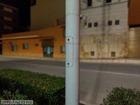 Oppo Find X3 Pro Retrato Noche