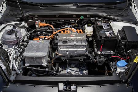Volkswagen e-Golf Prueba
