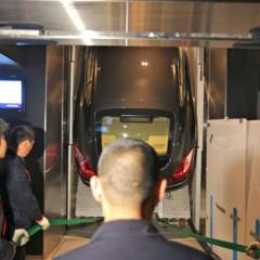 Foto 3 de 5 de la galería porsche-panamera-en-un-ascensor en Motorpasión
