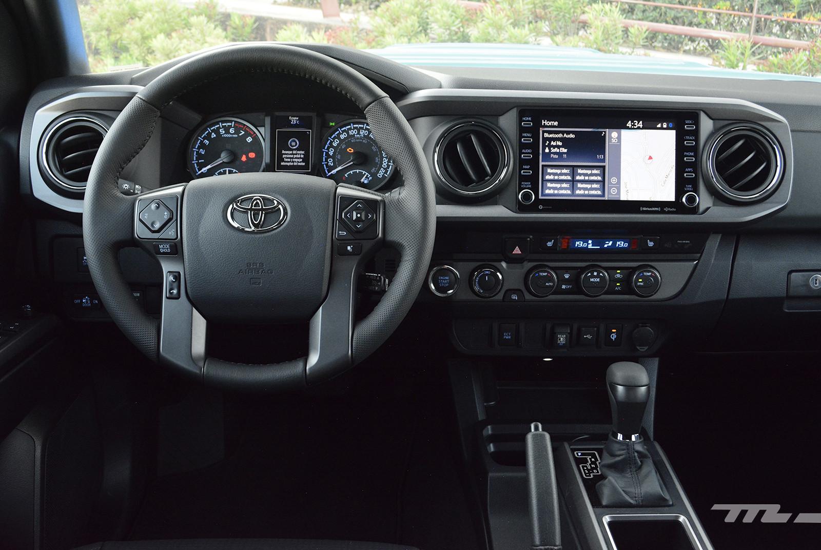 Foto de Toyota Tacoma 2020 (prueba) (18/29)