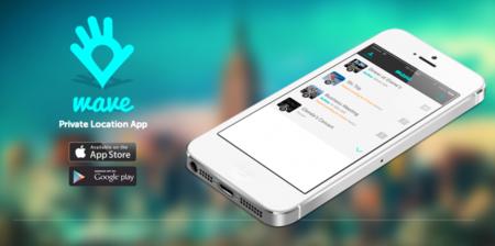 Wave se actualiza y trae mejoras a su app para compartir nuestra localización