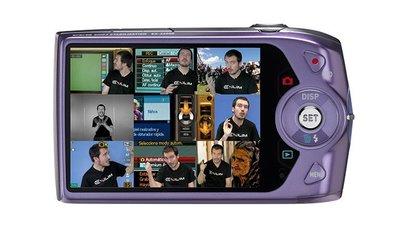 Mini-cursillos de fotografía en vídeo para los usuarios de Casio Exilim