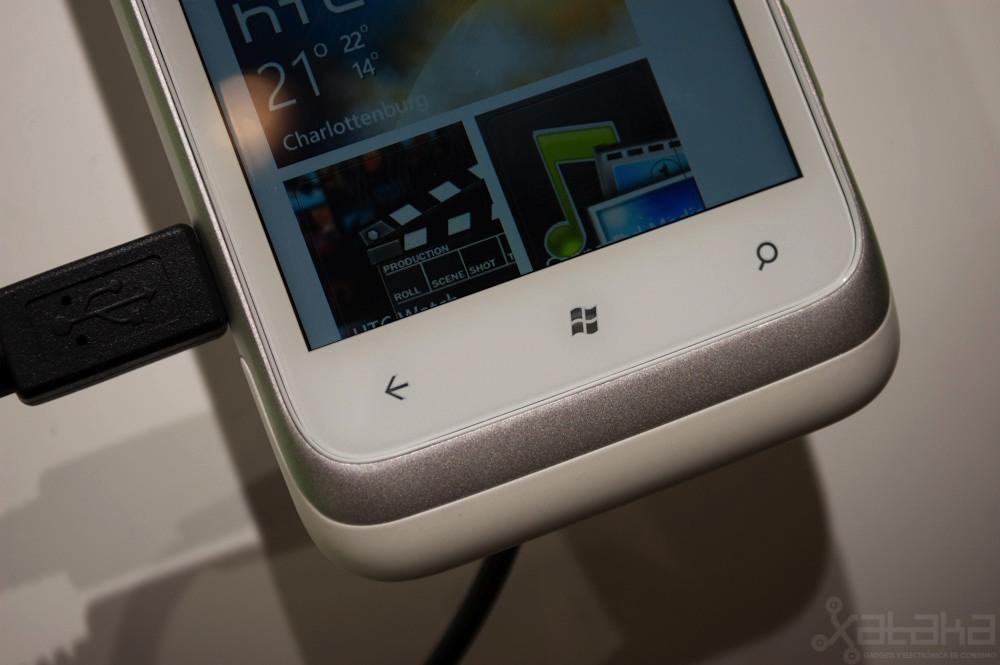 Foto de HTC Titan y HTC Radar en IFA 2011 (8/14)
