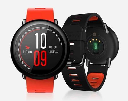 Reloj deportivo Xiaomi AmazFit, con envío gratis y dos años de garantía, por 105,80 euros
