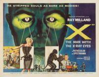 Ciencia-ficción: 'El hombre con rayos X en los ojos' de Roger Corman