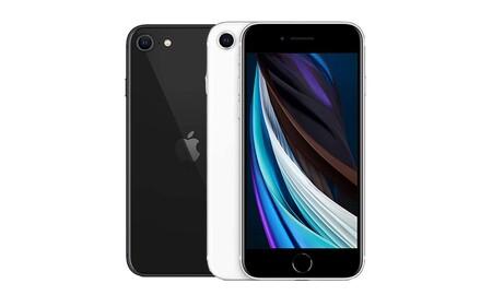 Con 128 GB más barato que el de 64: ahora en eBay, con el cupón P5GRACIAS, el iPhone SE te sale por sólo 436,99 euros