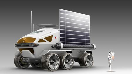 Toyota Space Mobility concept Rover lunar
