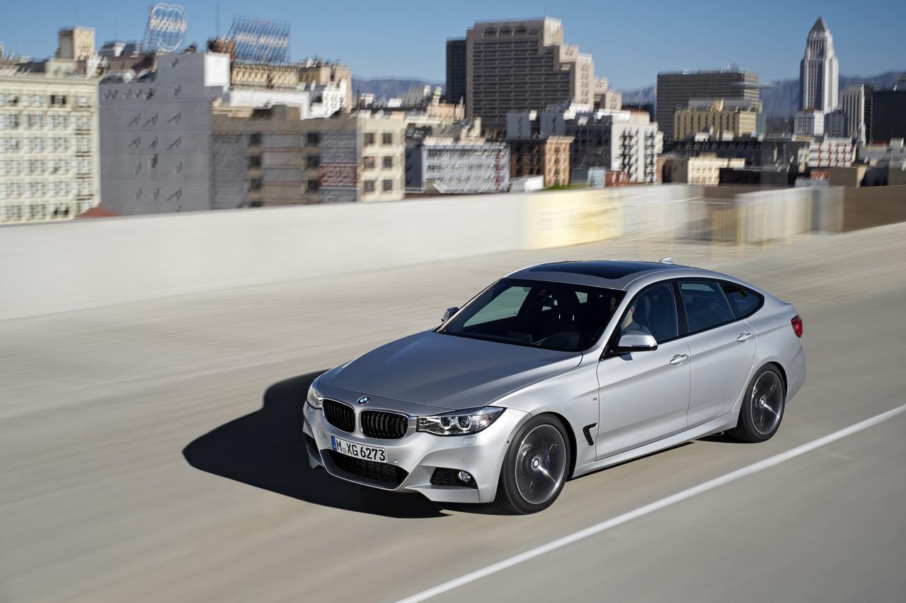 Foto de BMW Serie 3 Gran Turismo (21/98)