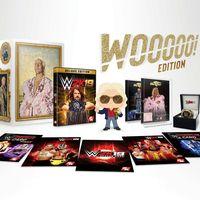 La WWE 2K19 Wooooo! Collector's Edition incluye un trozo de bata de Ric Flair
