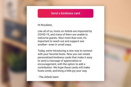 Airbnb añade la opción de donar dinero de agradecimiento a los anfitriones. Y el público se le echa encima