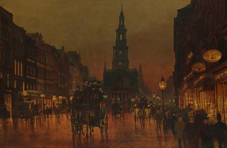 Arthur E Grimshaw The Strand 1899