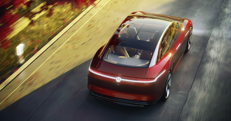 Volkswagen Id Vizzion Concept 7