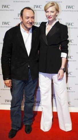 Cate Blanchett Pantalón campana