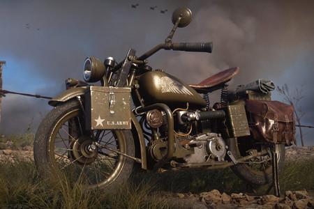 'Call of Duty: WWII' te da la posibilidad de luchar contra Hitler sobre una Indian 741B