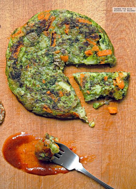 Bubble and squeak: el curioso nombre de esta receta vegetariana británica