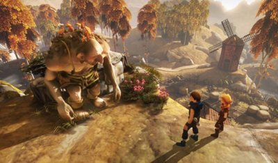 Brothers: A Tale of Two Sons tendrá versiones de PS4 y Xbox One para verano