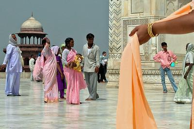 Guía para organizar vuestro primer viaje a India (II): itinerarios recomendados