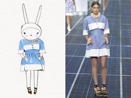 Moda y blogs 152: un toque artístico y mucho buen humor para tus vacaciones