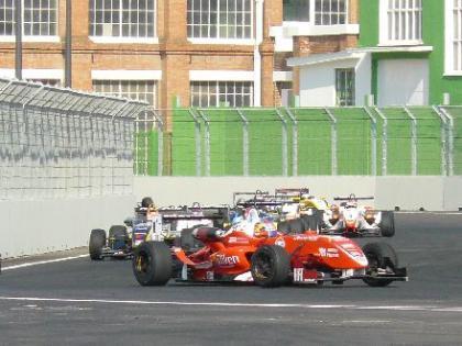 La F3 española se vuelve más internacional